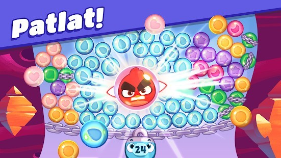 Angry Birds Dream Blast Para Hileli MOD APK [v1.31.3] 6