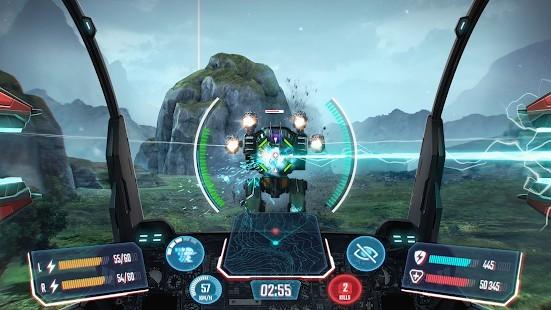 Robot Warfare Mermi Hileli MOD APK [v0.4.0] 6