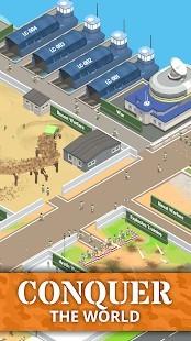 Idle Army Base Tycoon Game Para Hileli MOD APK [v1.24.1] 2