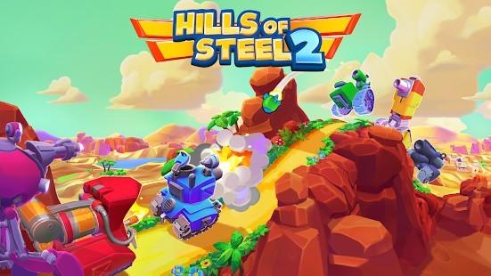 Hills of Steel 2 Mermi Hileli MOD APK [v2.7.0-134] 1