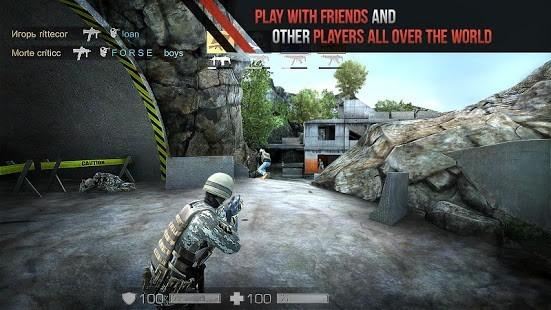 Standoff Multiplayer Mermi Hileli MOD APK [v1.22.1] 6