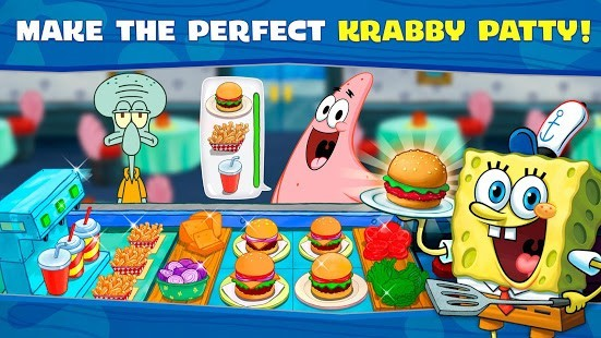 SpongeBob: Krusty Cook-Off v1.0.24 Hileli MOD APK 5