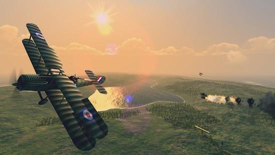 Warplanes WW1 Sky Aces Para Hileli MOD APK [v1.3.2] 3