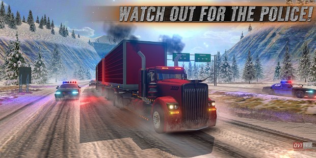 Truck Simulator USA Para - Altın Hileli MOD APK [v4.1.2] 1