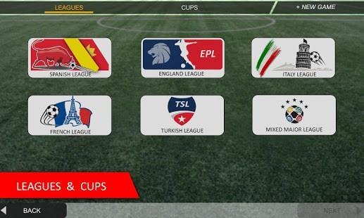 Mobile Soccer League Para Hileli MOD APK [v1.0.27] 2