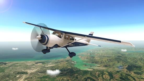 [Tam Sürüm] RFS - Real Flight Simulator Full APK [v1.3.3] 2
