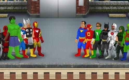 Super City (Superhero Sim) Tam Sürüm MOD APK [v1.233] 6