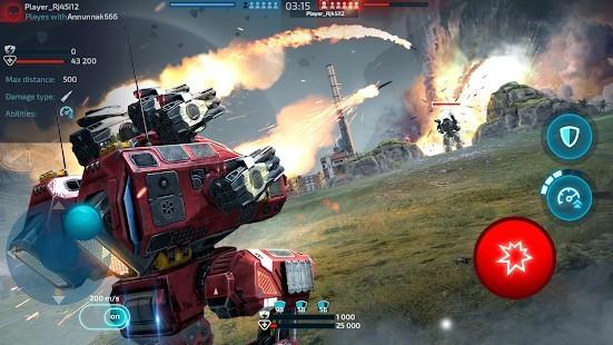 Robot Warfare Mermi Hileli MOD APK [v0.4.0] 5