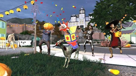 Goat Simulator GoatZ Full MOD APK [v2.0.3] 6