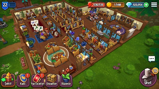 Shop Titans Para Hileli MOD APK [v7.2.2] 1