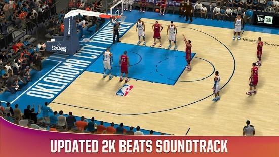 NBA 2K20 Para Hileli MOD APK [v98.0.2] 2