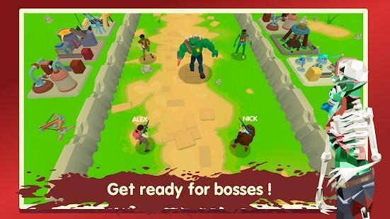 Two Guys & Zombies 3D Para Hileli MOD APK [v0.32] 3