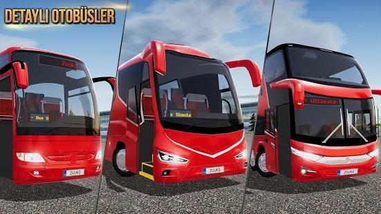 Otobüs Simulator Ultimate Para Hileli MOD APK [v1.4.9] 3