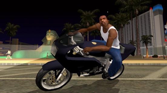 GTA San Andreas v2.0 Hileli MOD APK 3
