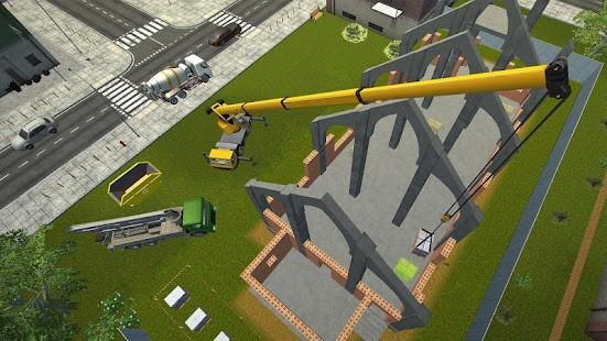 Construction Simulator PRO Para Hileli MOD APK [v2.3] 6