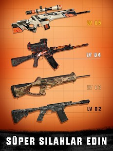 Sniper 3D Assassin Mega Hileli MOD APK [v3.38.5] 5