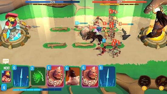 Trojan War 2 Elmas Hileli MOD APK [v1.0.6] 6