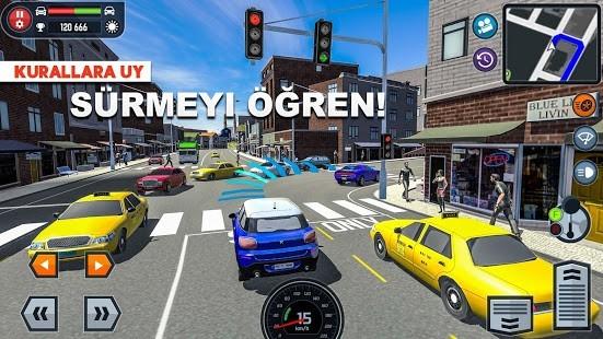 Car Driving School Simulator Araba Hileli MOD APK [v3.1.0] 6