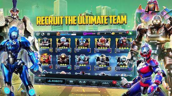 World Robot Boxing 2 Para Hileli MOD APK [v1.8.101] 1