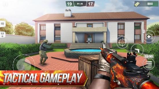 Special Ops PVP Savaş FPS Silah Online Oyunları v3.14 MOD APK 2