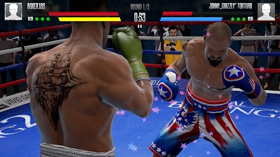 Real Boxing 2 Rocky v1.12.4 Para Hileli MOD APK 2