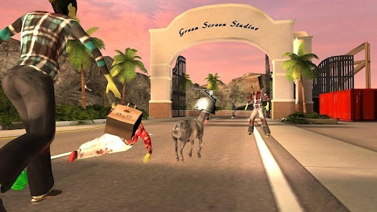 Goat Simulator GoatZ Full MOD APK [v2.0.3] 4