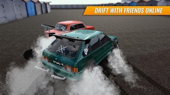 Russian Car Drift Para Hileli MOD APK [v1.9] 6