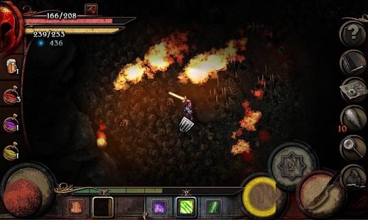 Almora Darkosen RPG Premium Hileli MOD APK [v1.0.83] 1