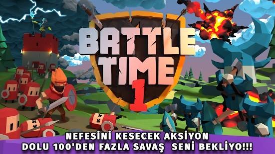 BattleTime Ultimate Para Hileli MOD APK [v1.6.0] 2