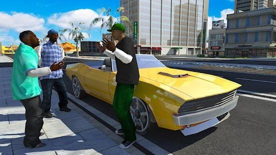 Auto Theft Gangsters Mega Hileli MOD APK [v1.19] 2