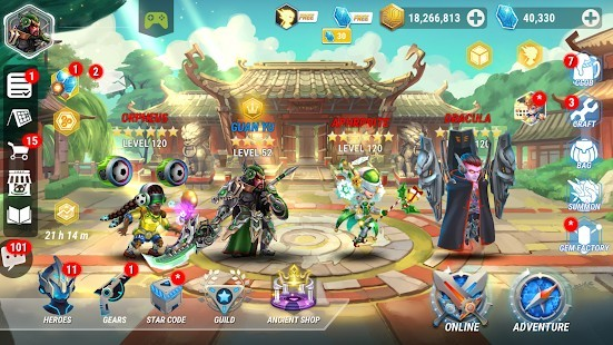Heroes Infinity Para Hileli MOD APK [v1.35.06] 6
