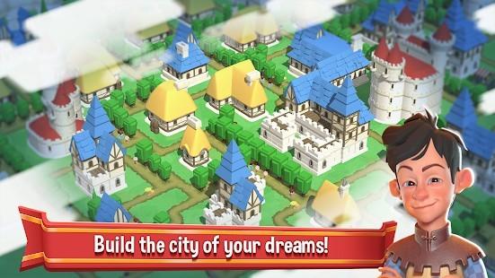 Crafty Town Para Hileli MOD APK [v0.8.470] 2