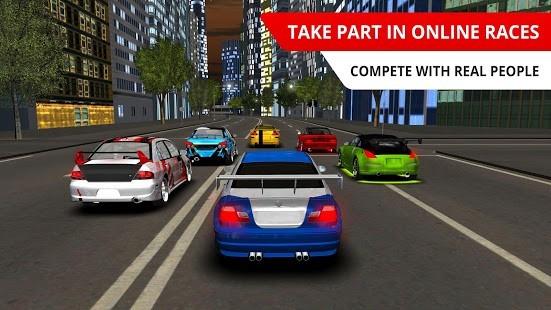 Street Racing Para Hileli MOD APK [v7.2.9] 4