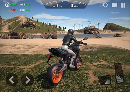 Ultimate Motorcycle Simulator Para Hileli MOD APK [v3.0] 3
