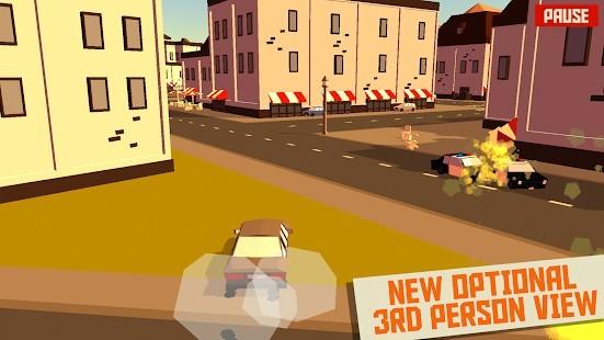 PAKO - Car Chase Simulator Para Hileli MOD APK [v1.0.8] 1