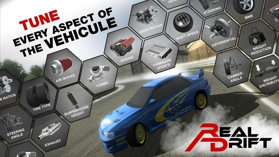 Real Drift Car Racing Para Hileli MOD APK [v5.0.8] 3