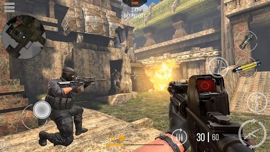 Modern Strike Online Mermi Hileli MOD APK [v1.44.0] 4