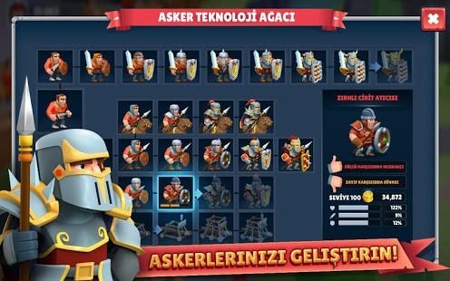 Game of Warriors Para Hileli MOD APK [v1.4.6] 5