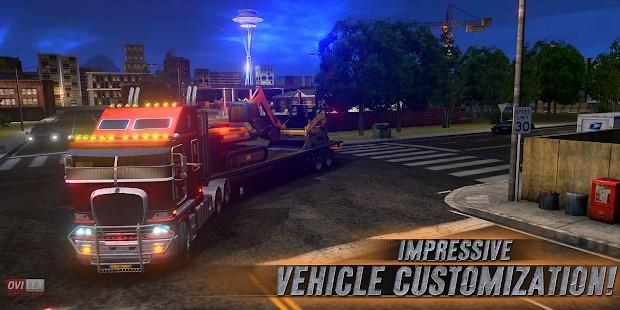 Truck Simulator USA Para - Altın Hileli MOD APK [v4.1.2] 3