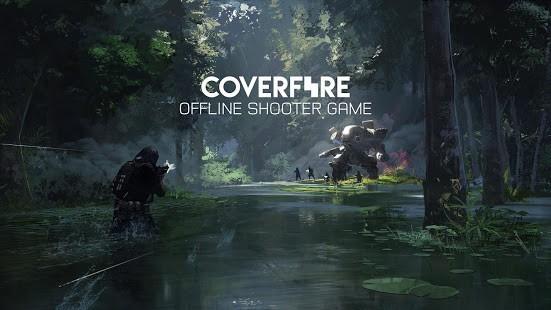 Cover Fire v1.21.3 Para Hileli MOD APK 6