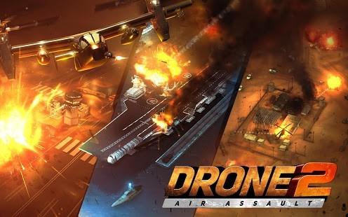 Drone 2 - Air Assault Para Hileli MOD APK (v2.2.142) 1