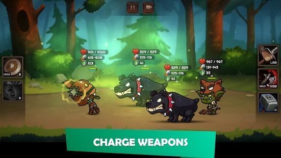 Kinda Heroes Mega Hileli MOD APK [v2.30] 4