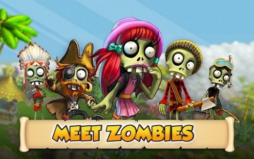 Zombie Castaways Para Hileli MOD APK [v4.35.1] 2