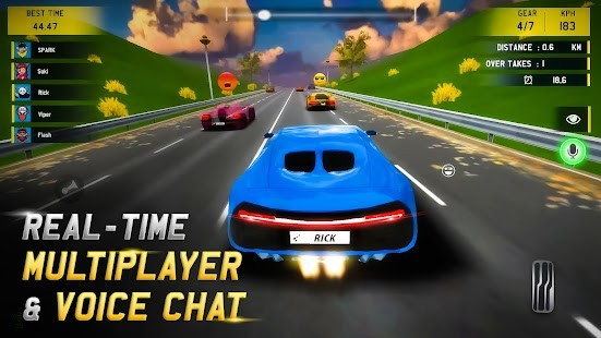 MR RACER Premium Multiplayer Para Hileli MOD APK [v1.5.3] 5