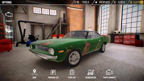 Car Mechanic Simulator 21 Para Hileli MOD APK [v2.1.27] 6