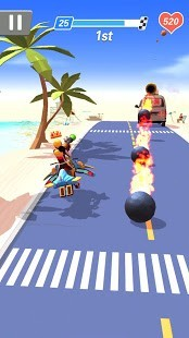Racing Smash 3D Para Hileli MOD APK [v1.0.35] 1