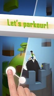 Tetrun Parkour Mania Para Hileli MOD APK [v0.9.5] 3
