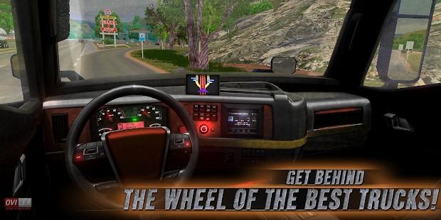 Truck Simulator USA Para - Altın Hileli MOD APK [v4.1.2] 2