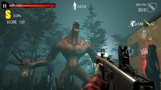Zombie Hunter D-Day v1.0.818 MOD APK 6