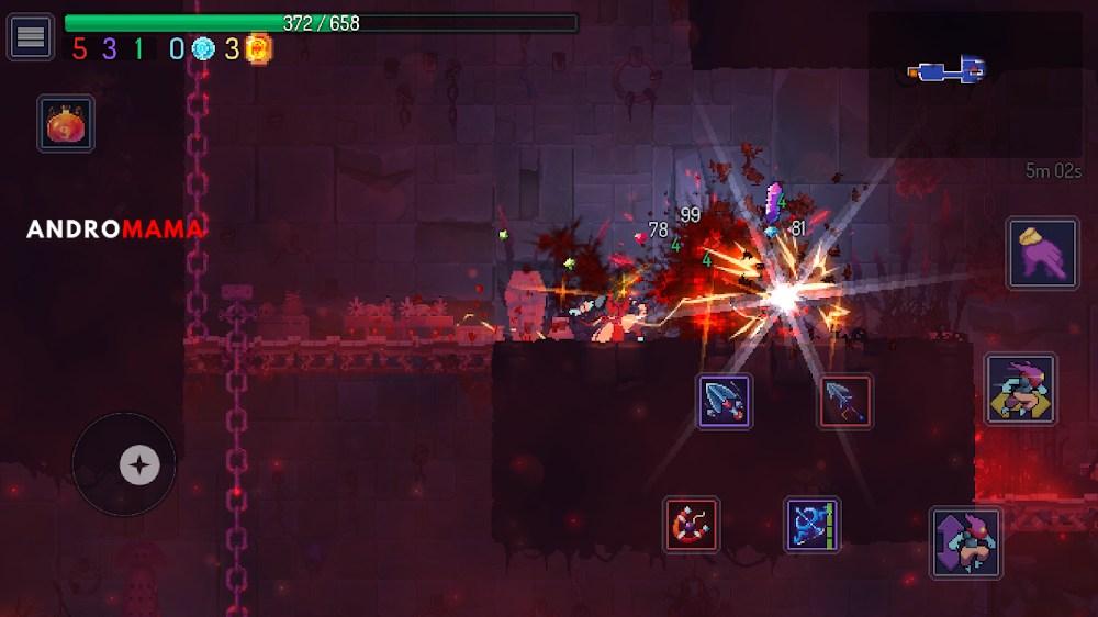 Dead Cells Para Hileli MOD APK [v1.70.5] 3